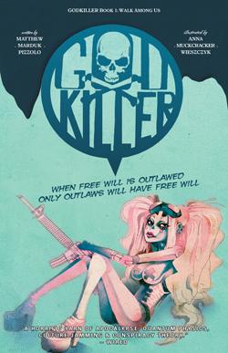Godkiller trade paperback