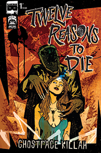 12 Reasons To Die #1 cover