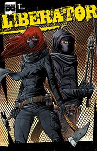 Liberator #1 cover