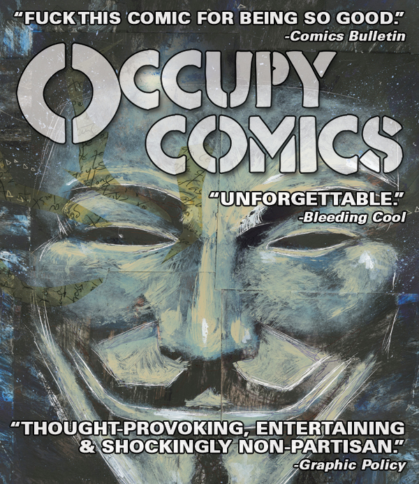 OccupyComics